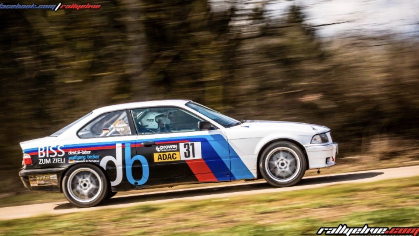 Jonas Ertz - Rallye Saison 2019