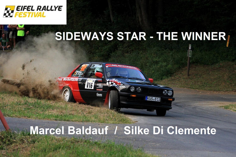 Marcel Baldauf  - Quertreiwer - Rallye Saison 2019 Projekt Fahrzeug-Neuanschaffung