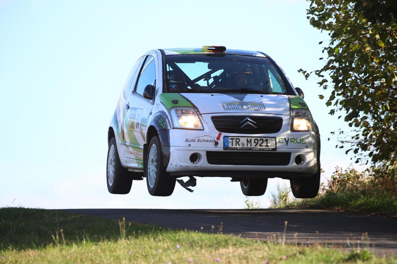 Michael Schwall Internationalen Rallyesport mit Schwall Motorsport erleben!