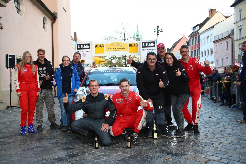 Rallyeteam Just @ Dts. Rallyemeisterschaft