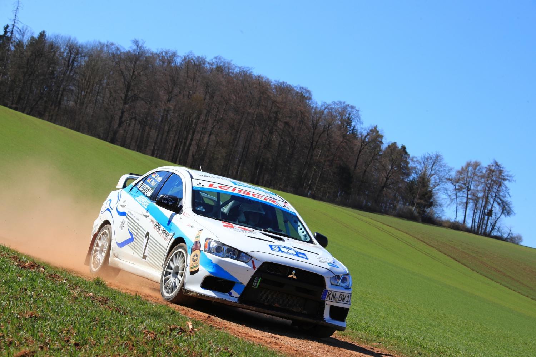 Rallyeteam Bodensee…. Aufgeben gibt es Nicht!!