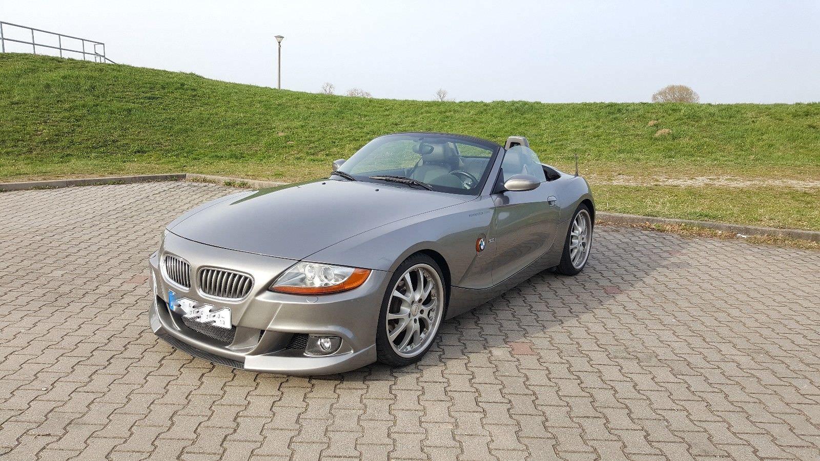 Aufbereitung des BMW Z4 3.0 SMG